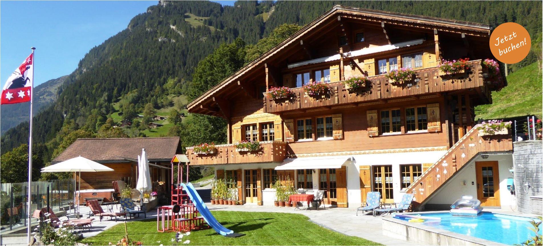luxus ferienwohnung grindelwald