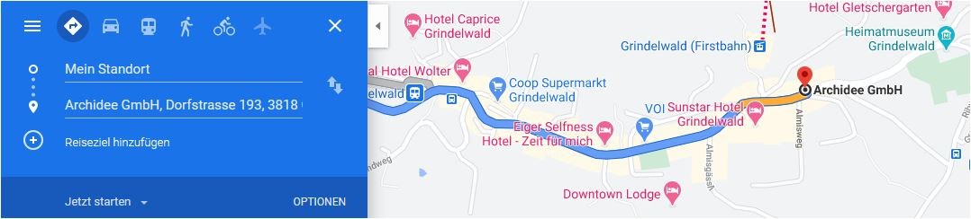 immobilienfirma grindelwald